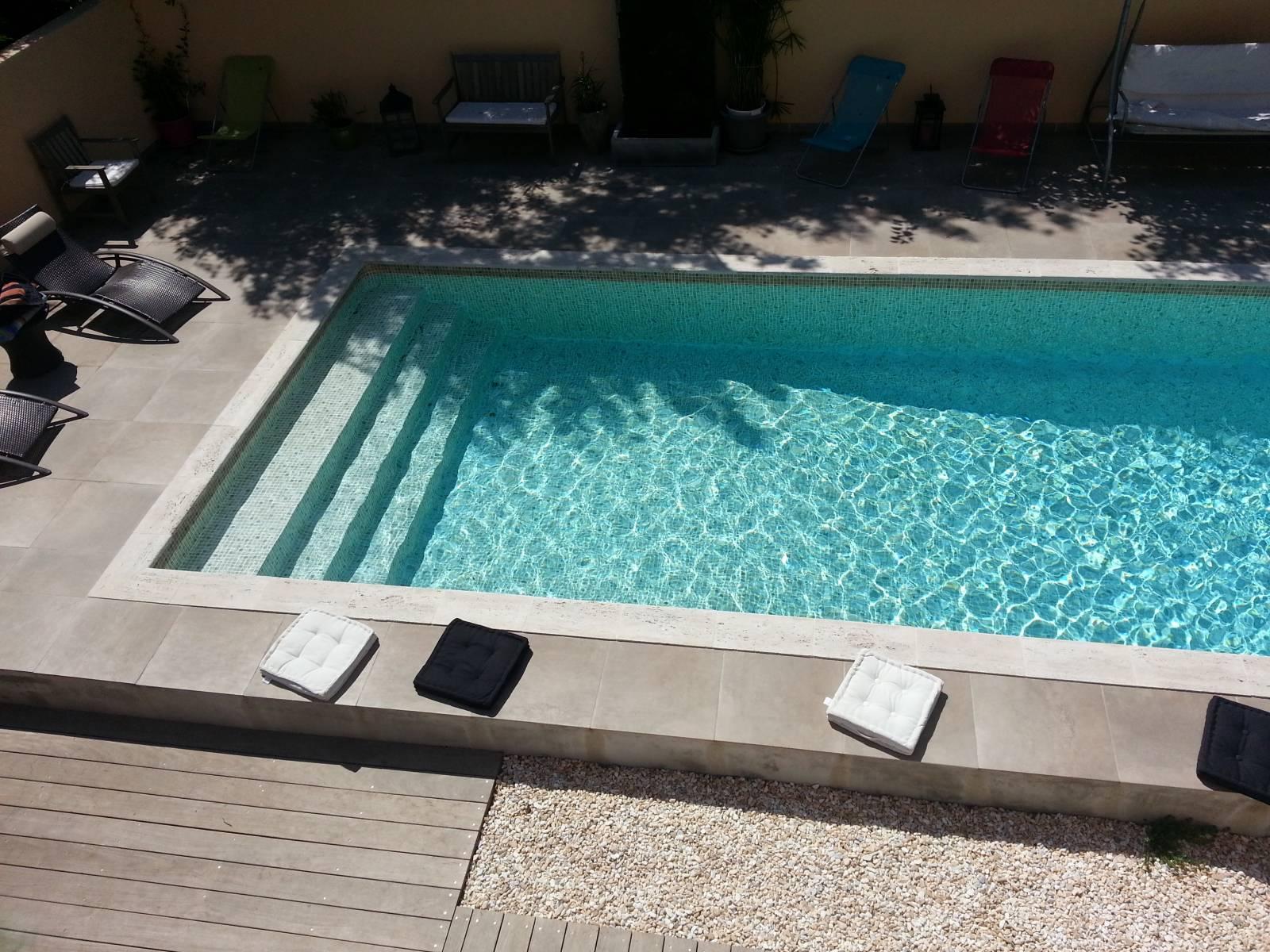 Couloir de nage 15x3 m mosa ques jce piscines - Couloir de nage desjoyaux ...